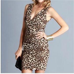 Nikibiki leopard print bodycon dress